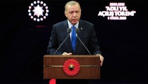 Cumhurbaşkanı Erdoğan barolar hakkında konuştu