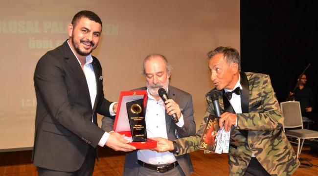 Halil Kalay'a bir ödül daha!