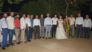 Kübra ve Berkay'ın muhteşem düğünü