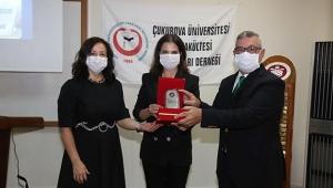Pof. Dr. Turan Çetin doğum gününde emekli oldu