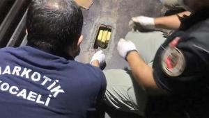 Tırdan 132 kilo 800 gram eroin çıktı