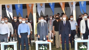 Yumurtalık'ta Başkan Aşkar bayrağı Oğuzsoylu'ya devretti