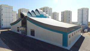 Yüreğir Belediyesi Kapalı Yüzme Havuzu açıldı