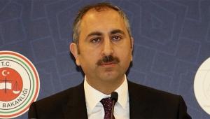 Adalet Bakanı'ndan AYM açıklaması