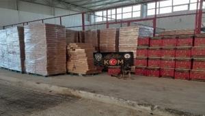Adana'da kaçakçılara ağır darbe