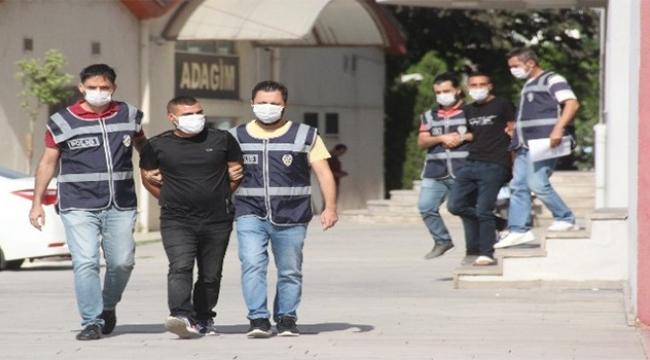 Adana'da özel hastane otoparkında hırsızlık...