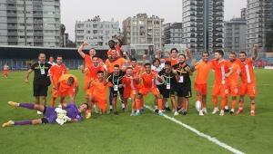 Adanaspor, Altınordu'yu ezdi geçti:5-2