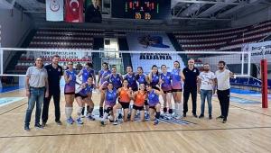 Büyükşehir Belediyespor sezona galibiyetle başladı