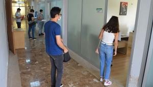 Çukurova Üniversitesi'ne 215 yabancı öğrenci kayıt yaptırdı