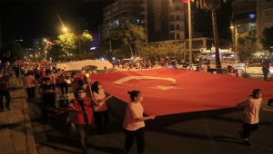 Cumhuriyet'in 97 yılı Adana'da coşkuyla kutlandı