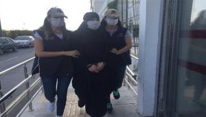 DEAŞ'lı kadın Adana'da saklandığı evde yakaladı