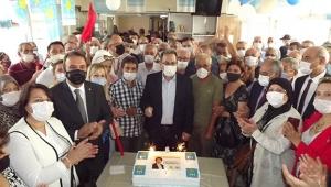 İYİ Parti'de coşkulu 3. yıl kutlaması