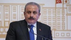 KKTC Cumhurbaşkanı seçilen TATAR'A TBMM başkanından tebrik mesajı