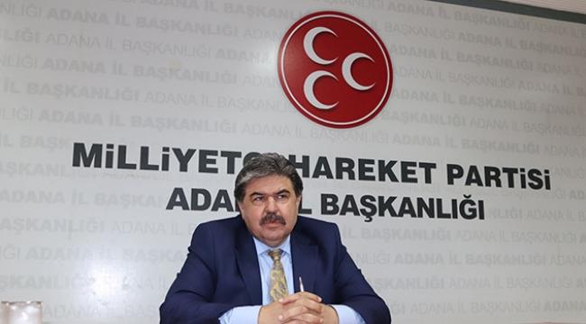 MHP Adana İl Teşkilatında Başkanlık Divanı belli oldu