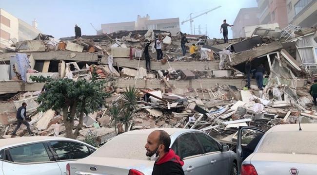 O ilde 6.6 büyüklüğünde korkunç deprem