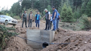 'Orman köylülerimizin ulaşım imkanlarını da arttırıyoruz'