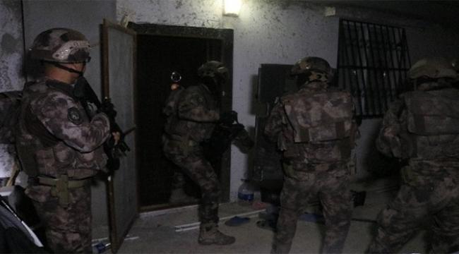 PKK'ya yardım yataklık yapanlar yakalandı