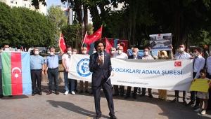 Türk Ocakları, Ermenistan ve Fransa'yı protesto etti