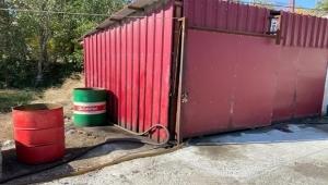 Adana'da 25 ton kaçak akaryakıt ele geçirildi