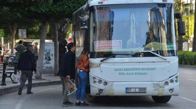 Adana'da otobüslerde yeni dönem...