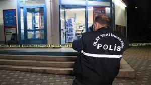Adana'da pompalı tüfekle soygun