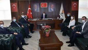 ADANAGİAD'dan siyasi partilere ziyaret
