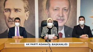 AK Kadınlar'dan 25 Kasım dayanışma günü açıklaması
