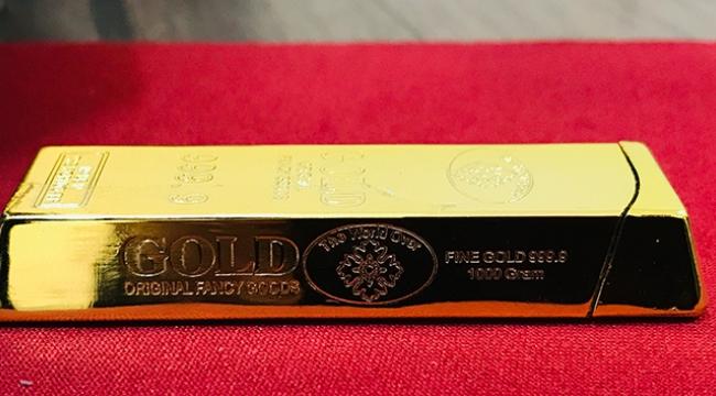 Sarı çakmağı altın diye sattı