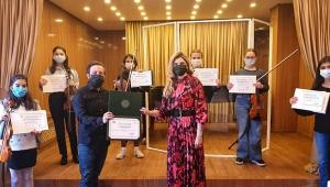 Türk ve Azeri akademisyenler bu konserde biraraya geldi