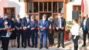 Türkiye'nin ilk 'tıp ve diş hekimliği müzesi' açıldı