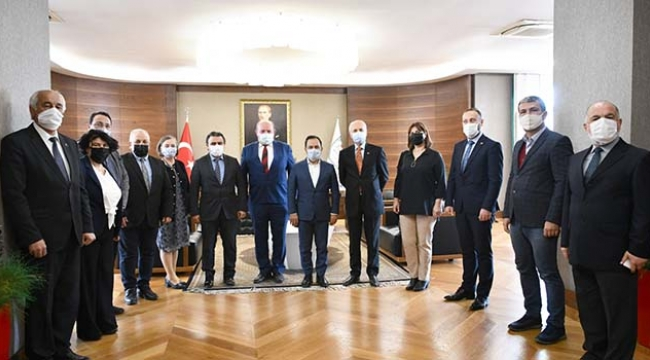 Uludağ: Türkiye önümüzdeki yıllarda Sarıçam'ı konuşacak