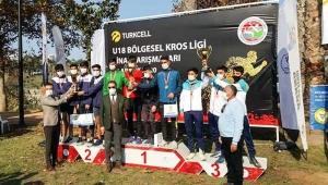 Bölgesel Kros Ligi Final Yarışmaları Adana'da yapıldı.
