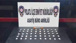 Uyuşturucu tacirlerine yönelik operasyon düzenlendi