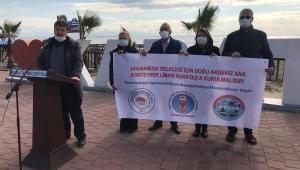 'Ana Konteyner Limanı Karataş'a kurulsun'