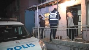 Aranan suçlulara şafak operasyonu düzenlendi