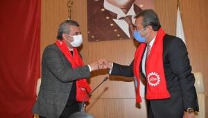 Çukurova Belediyesi'nde toplu iş sözleşmesi imzalandı