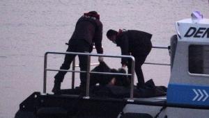 Denizden erkek cesedi çıkarıldı