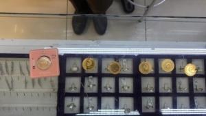 Gram altın 2020 yılında satış rekortmeni oldu