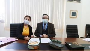 KAPAUM ilk kurum içi protokolünü İletişim Fakültesi ile imzaladı