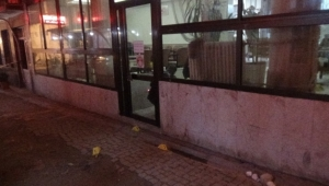 Otelde silahlı saldırı