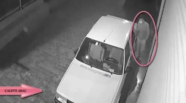 Otomobil hırsızlarına operasyon