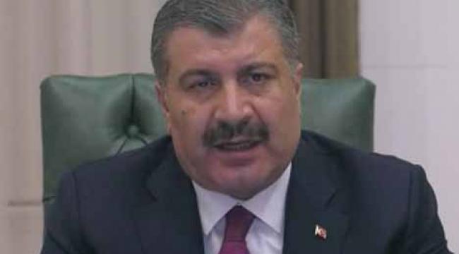 Sağlık Bakanı Koca'dan aşılama açıklaması!