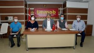 TMMOB'DEN YEREL YÖNETİMLERE UYARI