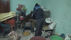 Torbacılara Şafak vakti operasyon düzenlendi