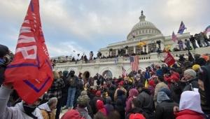 Trump destekçilerinin Kongre binası baskını