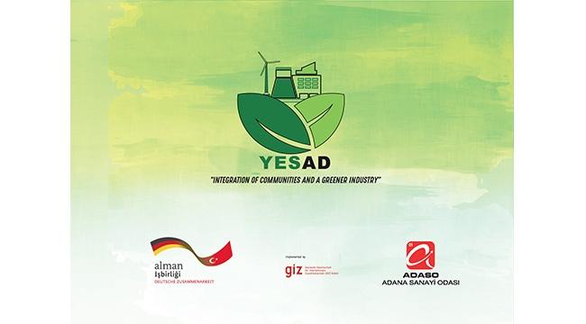 """ADASO-GİZ İŞ BİRLİĞİNDE """"YESAD"""" PROJESİ BAŞLADI"""