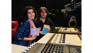 Gazetecilik bölümü öğrencileri belgesel filmi çekti