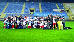 Hasan Kılıç son penaltı Pa Dibba son golle TARİHE GEÇTİ