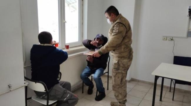 Ölümden Jandarma kurtardı