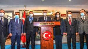 'Adana'ya 2 milyar 175 milyon liralık yatırım planladık'